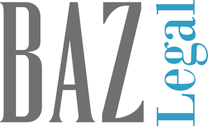 BAZ LEGAL - logo